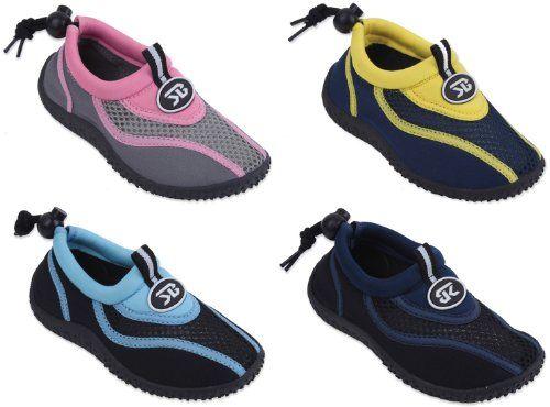 Colors Water Shoes Aqua Socks Slip