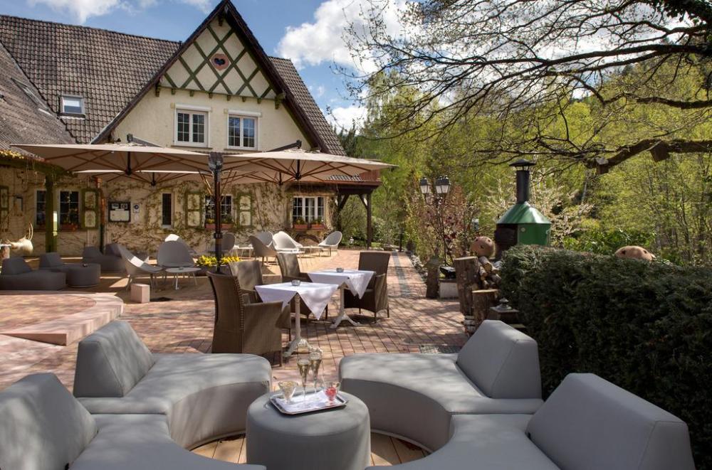 Boutique Hotels Hostellerie La Cheneaudière Spa Alsace France Nel 2020