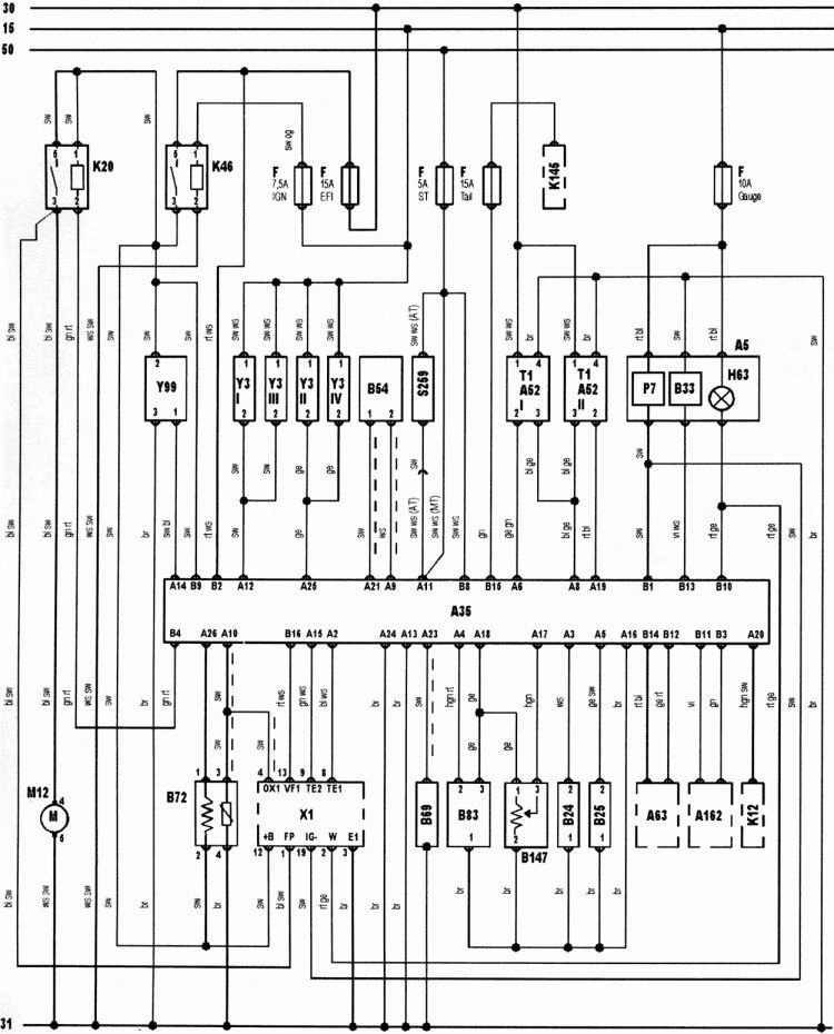 18 4e Fe Engine Wiring Diagram Diagram Repair Guide Engineering