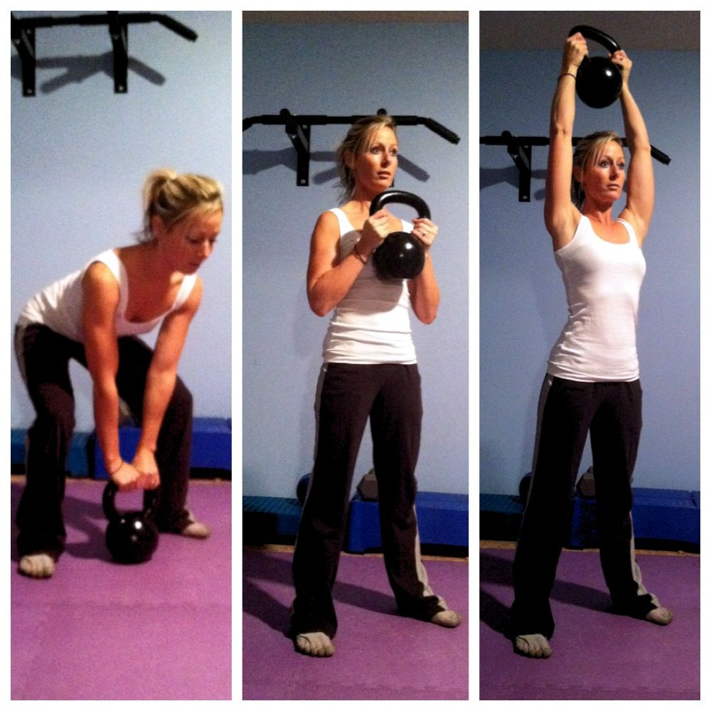 Kettlebell Superhuman: Tuesday Training: The Skinny On Kettlebells And A Super