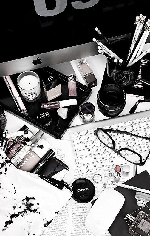 Amazon.com: Marble Makeup Bag Cosmetic Bag Toiletry Makeup ...