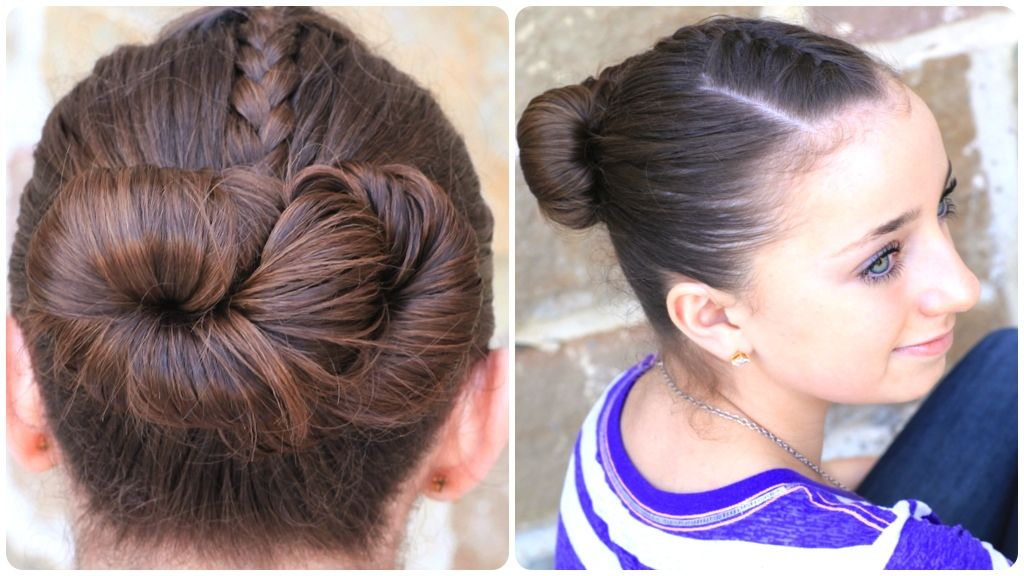 Infinity Bun Updo Hairstyles Cute Girls Hairstyles Cute Girls
