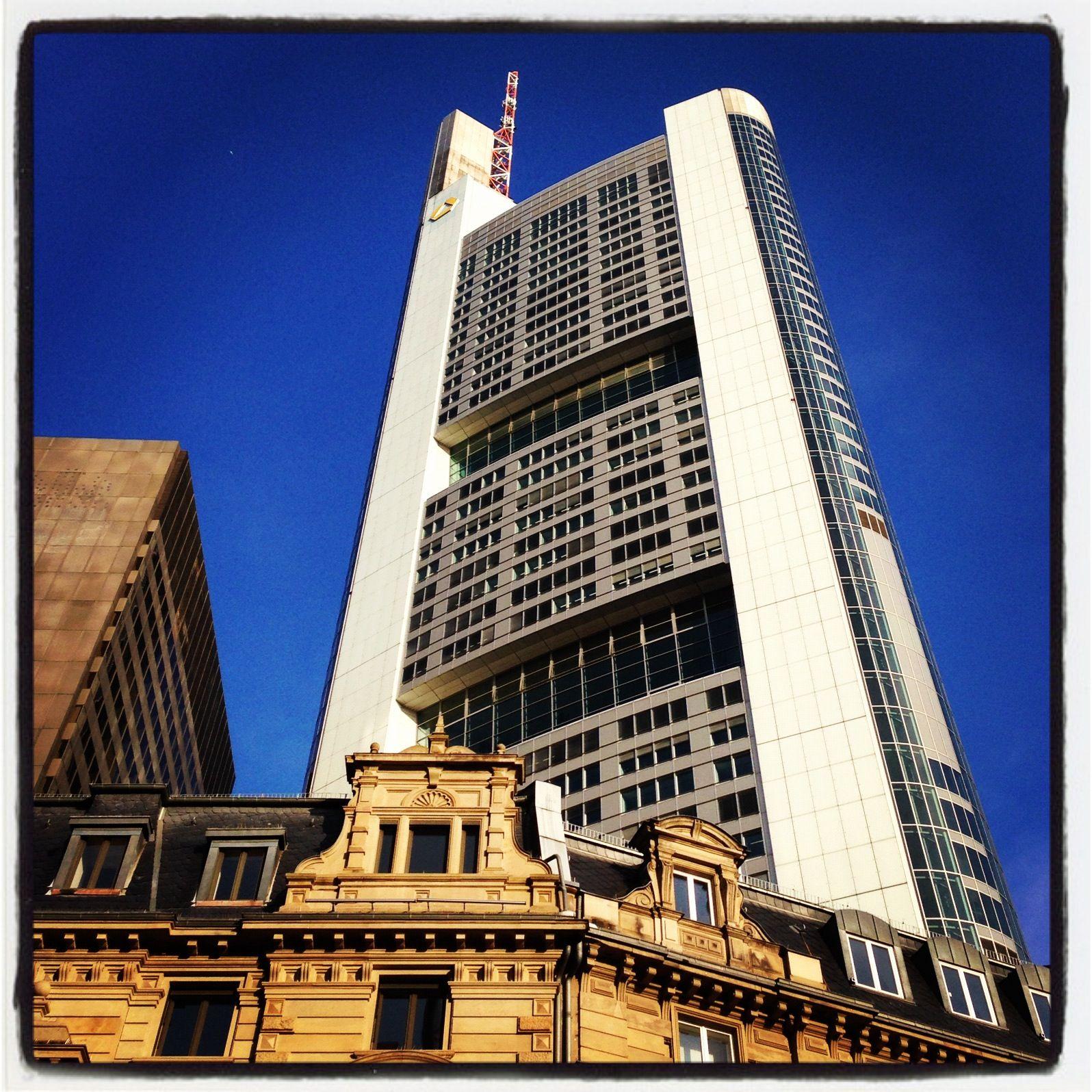 Frankfurt Commerzbank