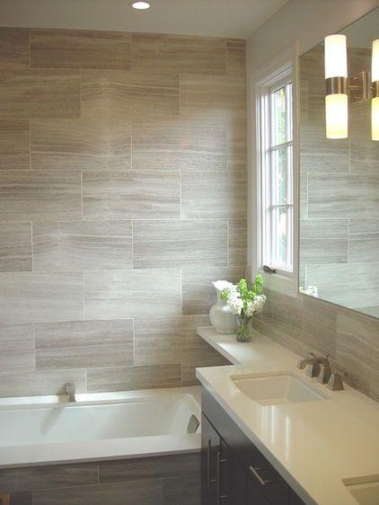 Image Result For Large Format Tile Shower Beige Bathroom Small Bathroom Tiles Bathroom Tile Inspiration