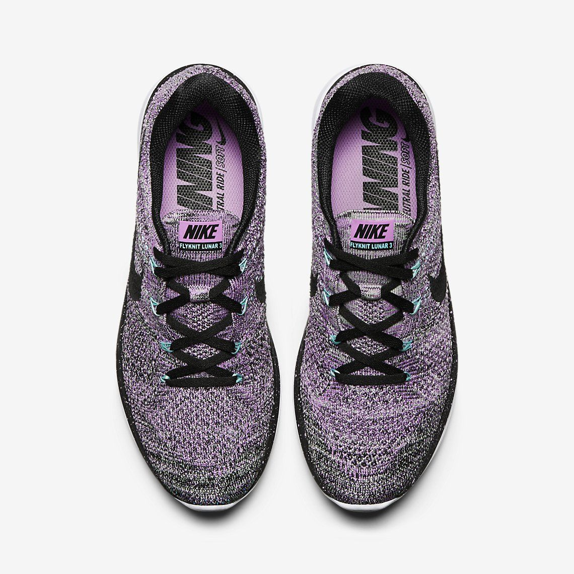 sports shoes 19caf 97936 Nike Flyknit Lunar 3 Women s Running Shoe.