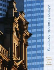 Advanced Financial Accounting / Edition 8 by Richard Baker Download