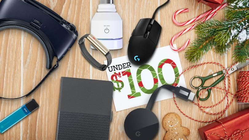 10 Great Tech Gifts Under 100