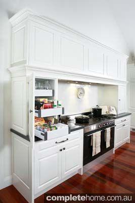 Grand Country Kitchen With A Modern Twist Complete Home Modern Country Kitchens Country Kitchen Kitchen Design