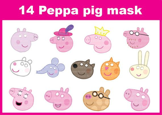 List Of Pinterest Peppa Pig Birthday Party Diy Photo Booths Pictures