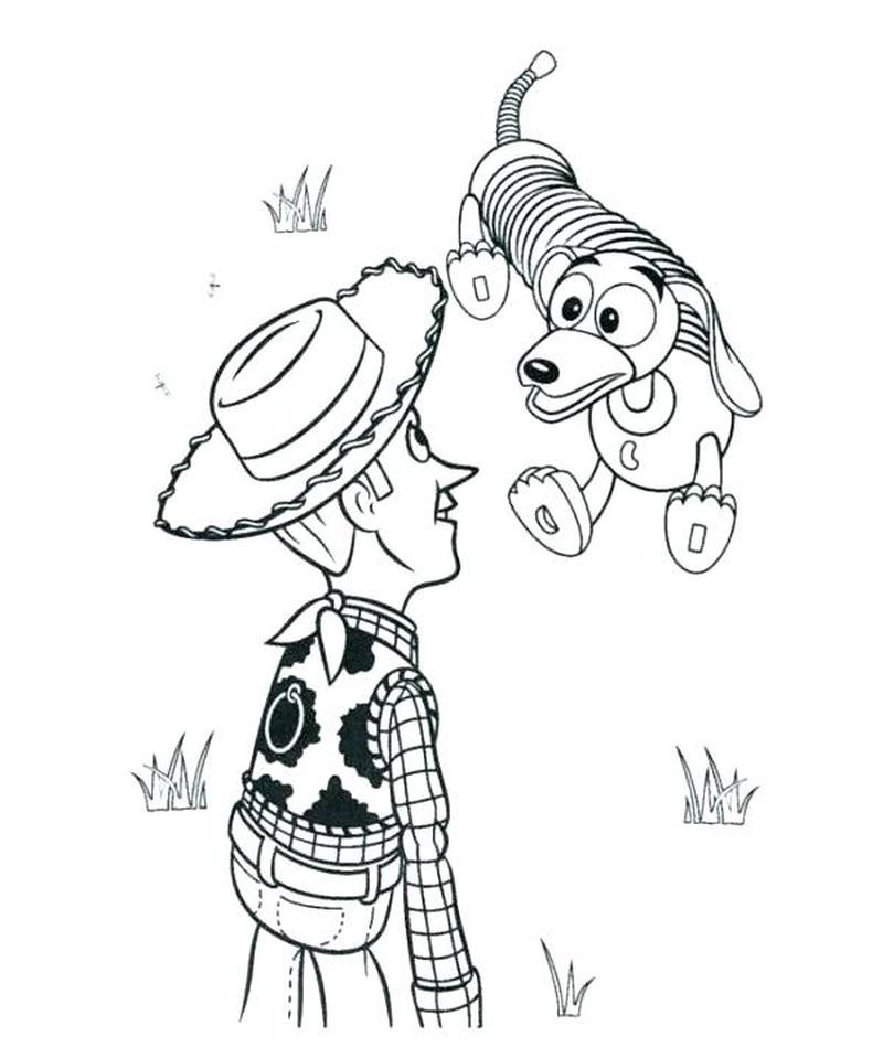 Toy Story Coloring Pages Toy Story Coloring Pages Coloring
