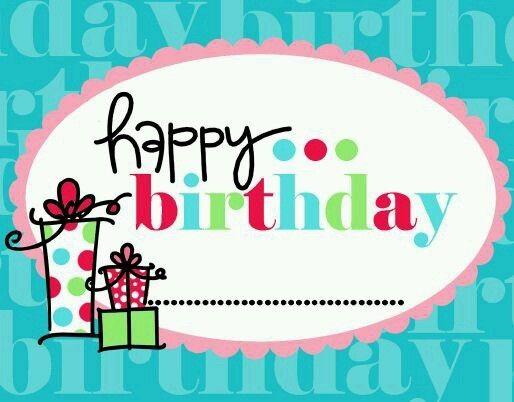 Pin by Christina Unwin on Celebration - Birthday Pinterest - happy birthday cards templates