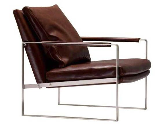 If Youu0027re Looking For Attractive Seating With Clean Lines You Donu0027t Have. Leather  LoungeBrown Leather ChairsLeather ...