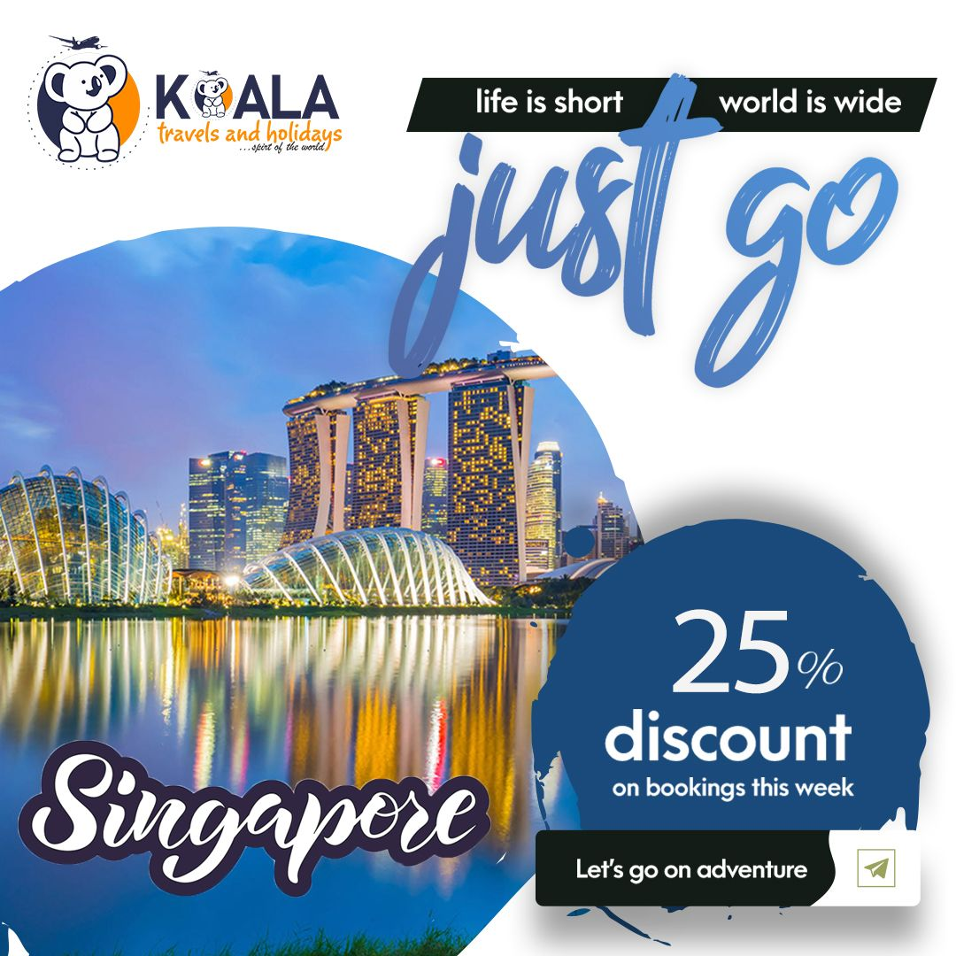 Pin on singapore tour packages