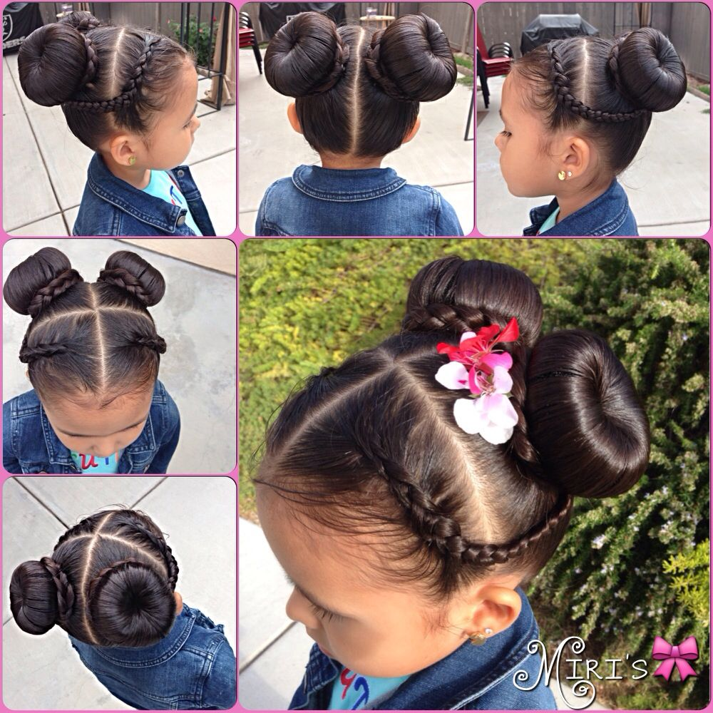 Hair style for little girls natural little girl hairstyles