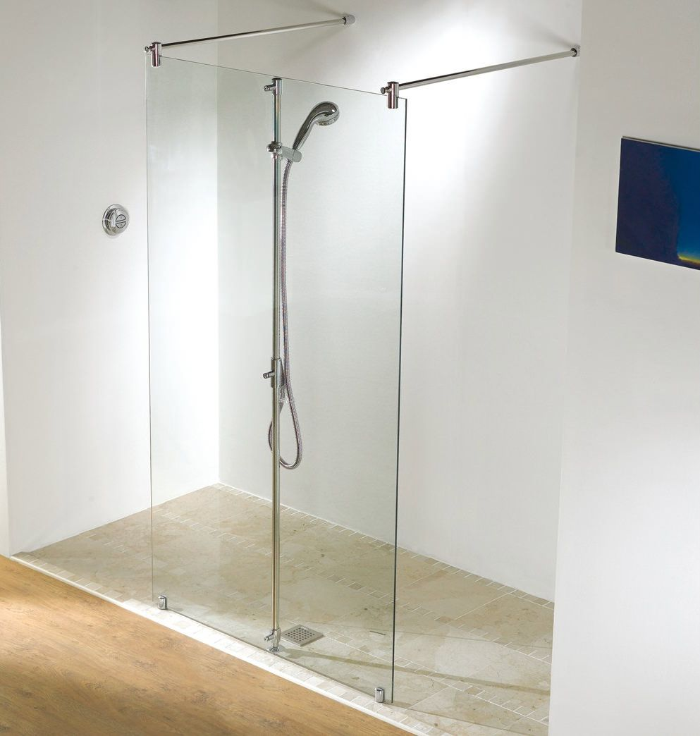 Kudos Ultimate 1200mm Double Entry Wetroom Panel 5wf120 Shower