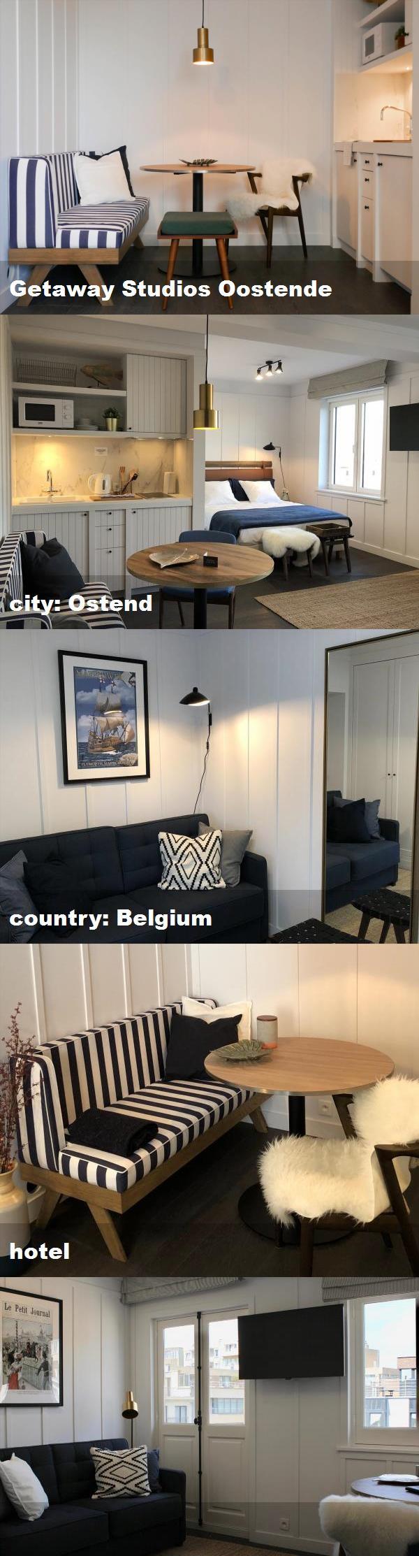 Getaway Studios Oostende City Ostend Country Belgium Hotel Belgium Hotels Ostend Hotel