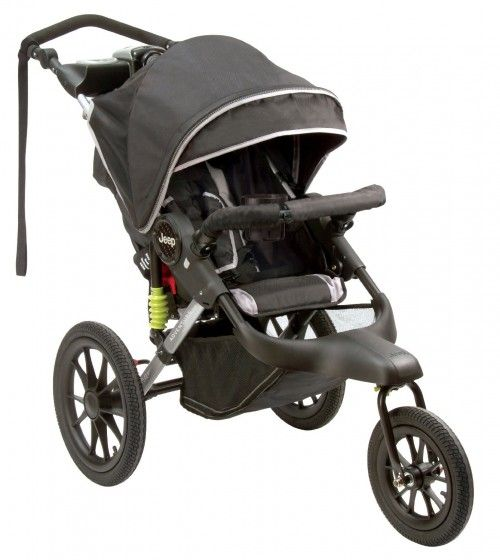 Oh Baby Kolcraft Jeep Adventure Jogger Stroller Review And