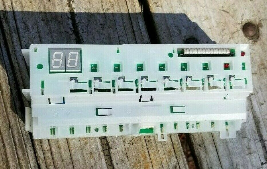 Bosch Dishwasher Shu6802uc 12 Control Board 266746 00266746 Bosch Bosch Dishwashers Bosch Dishwasher