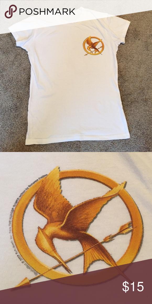 Hungar Games t-shirt Hungar Games t-shirt size XS Tops Tees - Short Sleeve