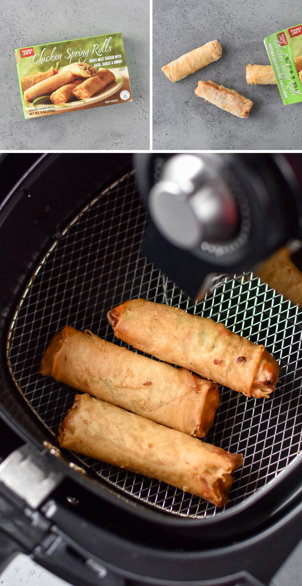 10 Trader Joe's Foods That Are Perfect for Your Air Fryer