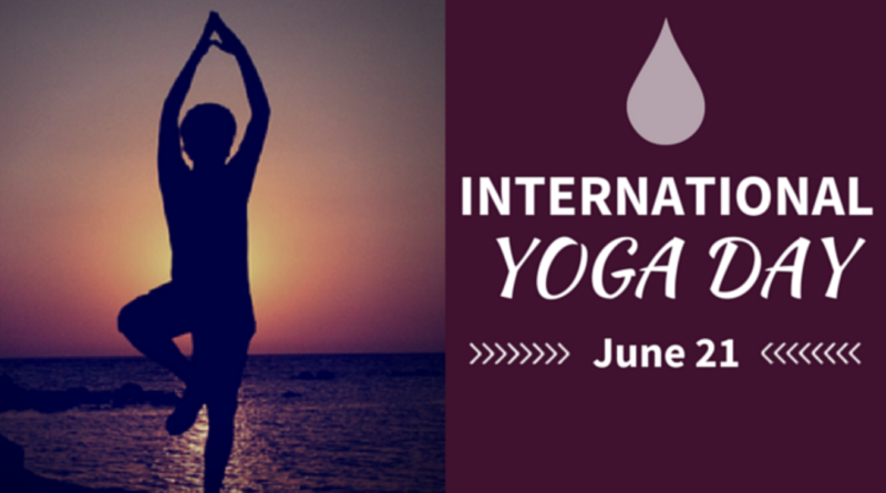 International Yoga Day 2019 Theme Swikriti S Blog Yoga Day Yoga Day Quotes International Yoga Day