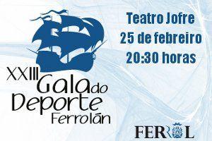 Gala do Deporte Ferrolán