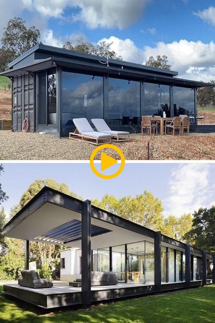 44+ Must See Shipping Container Homes - #Container #decoraiton #Homes #shipping #shippingcontainercabin