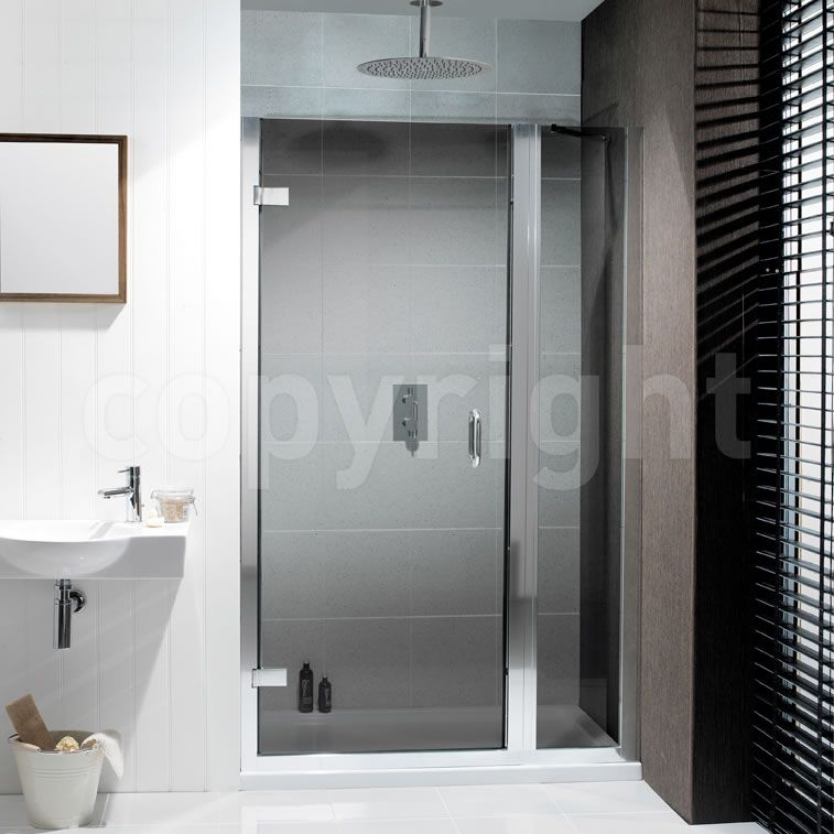 Classic Mode Hinged Door 1100mm Shower Enclosure Shower Doors Luxury Shower