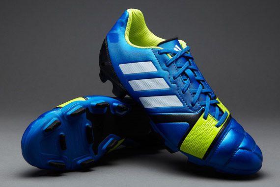 Adidas Nitrocharge TRX FG Azul / blanco / electricidad sapatilhas