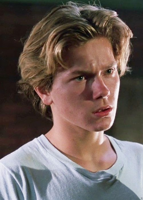 80's and 90's — azefira:   River Phoenix as Danny Pope  Running on...