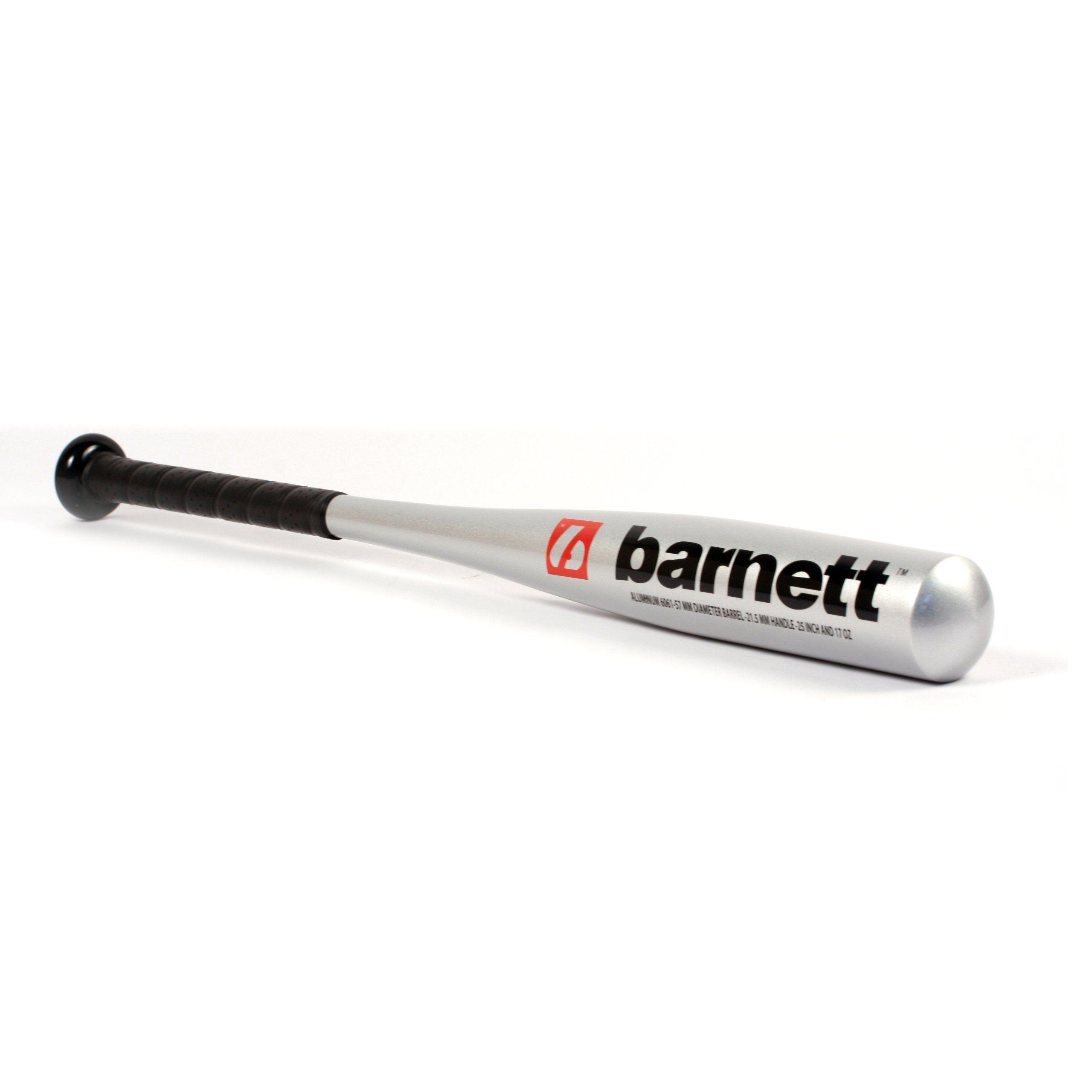 Barnett T Ball Aluminium Baseball Bat Size 25 63 5 Cm Silver Metal Aluminium 6061 Very Resistant Good Hand Aluminum Baseball Bat Baseball Bat Baseball