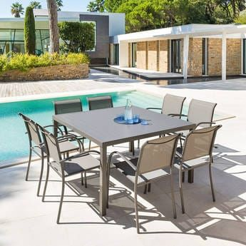 Piazza : Salon de Jardin, Table, Chaise | rattan, 2019 | Outdoor ...