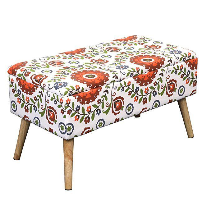 Swell Amazon Com Otto Ben 30 Inch Storage Ottoman Bench With Uwap Interior Chair Design Uwaporg