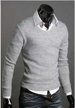 High Quality Casual Sweater Men Pullovers 2014 Brand Spring Autumn ...