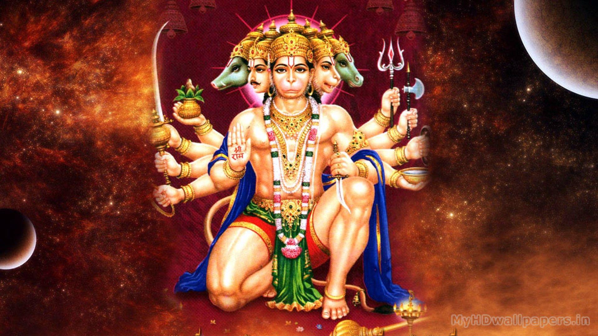 Hd wallpaper of hanuman - 1080p Lord Hanuman Hd Wallpapers Full Size Download