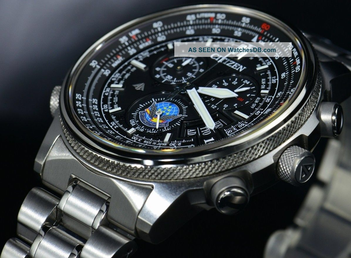 Citizen Blue Impulse, Model BY0080-65E