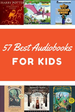 Best audio books for tweens