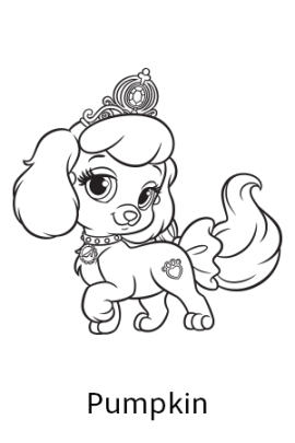 Disney S Princess Palace Pets Free Coloring Pages And Printables Puppy Coloring Pages Zoo Animal Coloring Pages Animal Coloring Pages