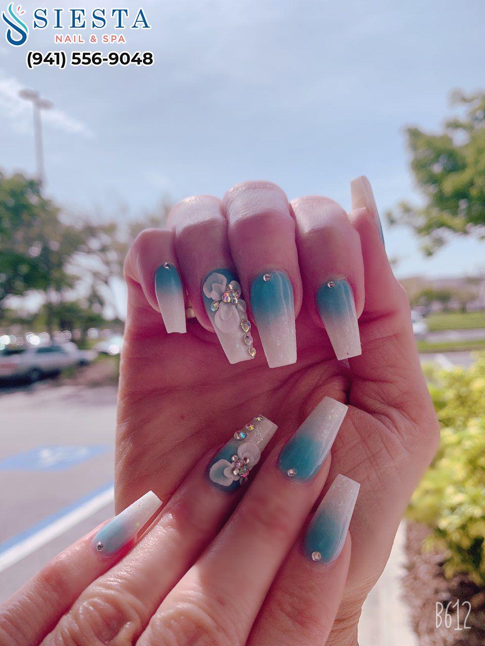 Siesta Nails And Spa Nagelstudio In Sarasota Florida 34231 Florida Nagelstudio Nails Sarasota Siesta Spa Nail Spa Sarasota Florida Nails