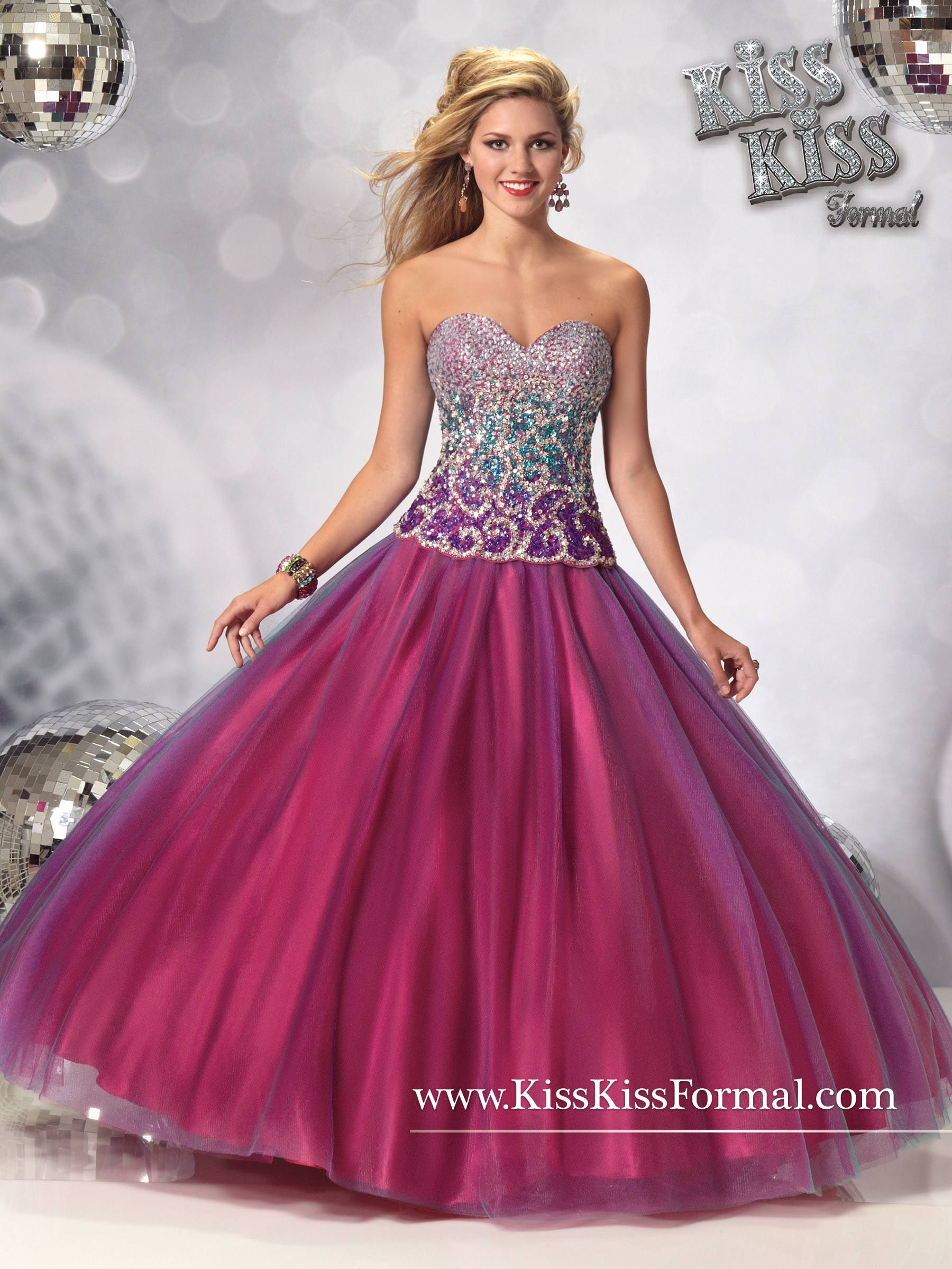 Prom / Homecoming - Kiss Kiss Formal - Style: P3284 by Mary\'s Bridal ...