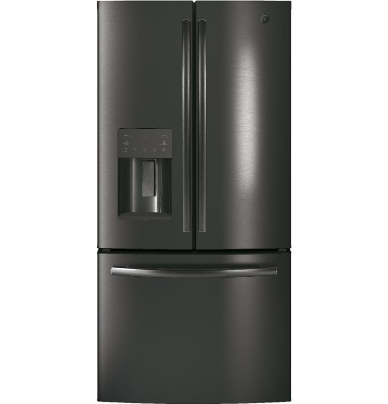 Ge Gye18j 33 Inch Wide 175 Cu Ft Energy Star Rated French Door