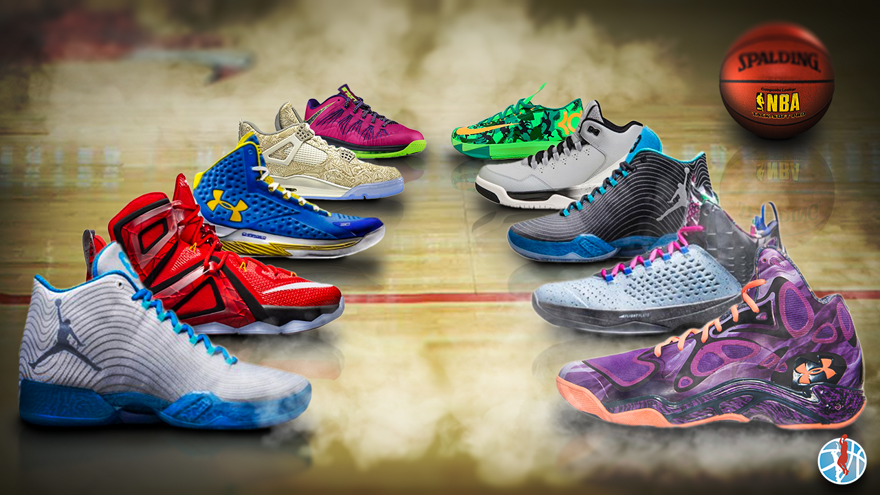 Best Basketball Shoes Right Now 2015 – Fadeaway World