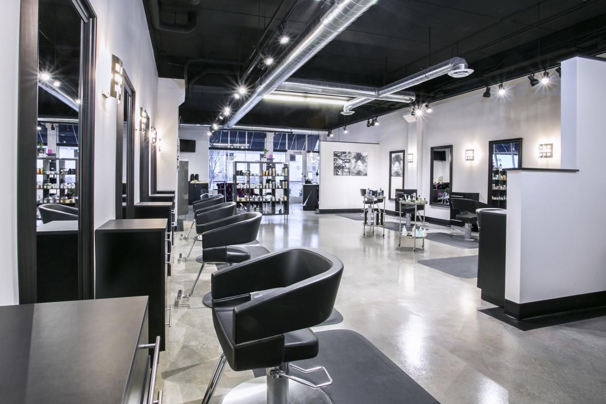 Revolution Salon Salon Chairs Hair Salon Design Treatment Rooms