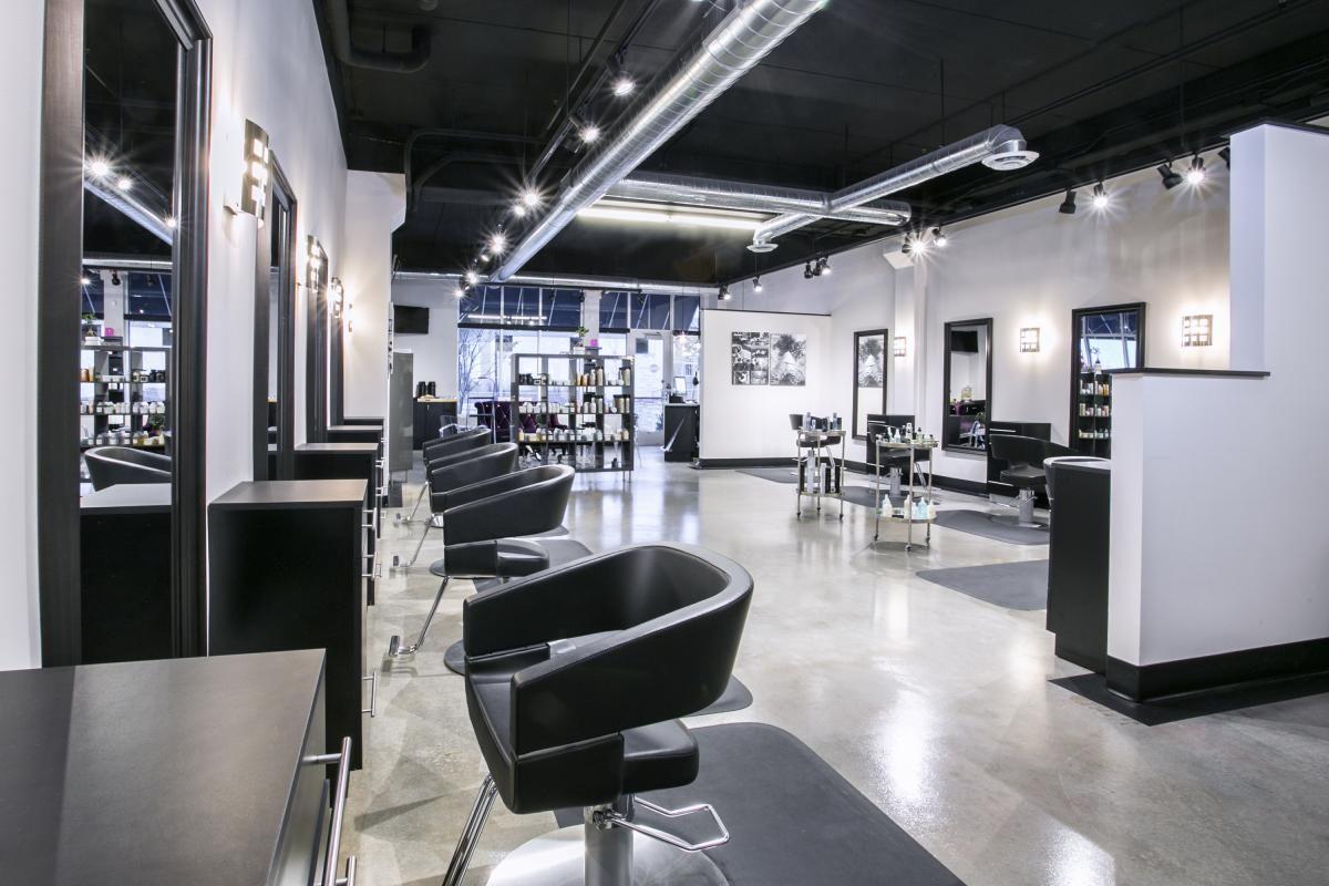 Revolution Salon Salon Chairs Hair Salon Design Treatment Rooms