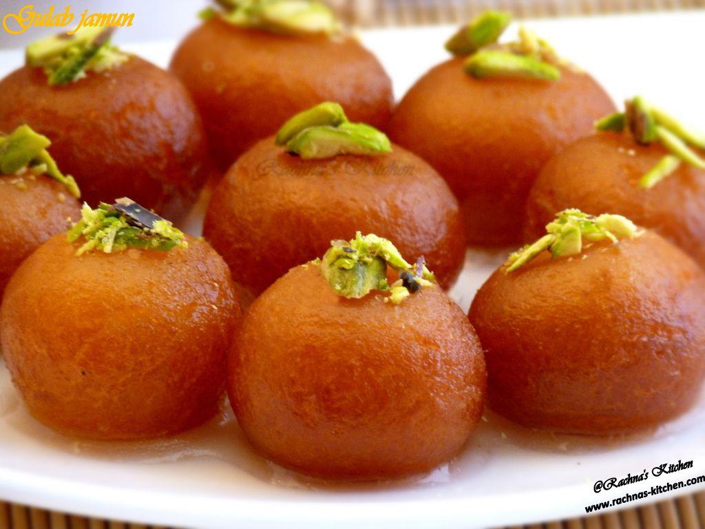 Gulab Jamun Recipe With Milk Powder Gulab Jamun Recipe Video