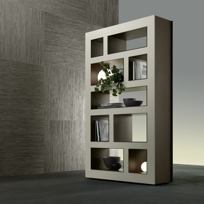 Rimadesio stele design boekenkast modul 3 | 书房 | Pinterest ...