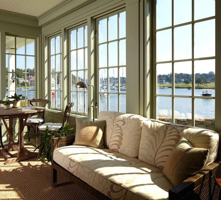 15 Serene Green Paint Colors Not Called Green Sunroom Designs Sunroom Decorating Sunroom Furniture