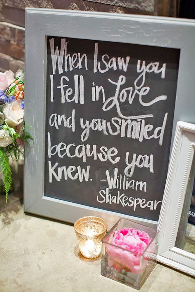 30 Clever & Funny Wedding Signs For Your Reception Funny