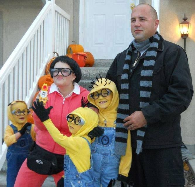 Cattivissimo me Minions!!!) Pinterest Costumes and Halloween - cool halloween costumes ideas