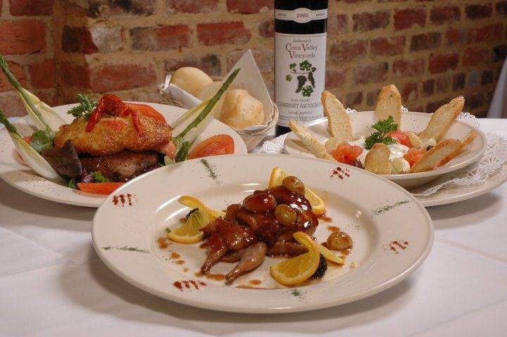 Delicious Meals From Main St Eatery Downtown Lynchburg Va